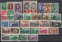 BE5794/ RUSSIA – 1948 USED SEMI MODERN LOT – CV 180 $