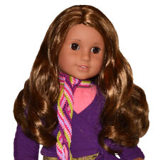 Marisol! Necklace/Hat/Scarf! Retired American Girl Doll Of Year 2005 Meet Outfit