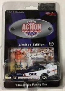 GARY DENSHAM 1996 NEC 1/64 ACTION DIECAST OLDSMOBILE FUNNY CAR 1/10,080