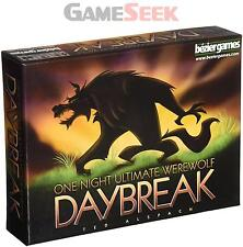 DAYBREAK: ONE NIGHT ULTIMATE WEREWOLF EXP - TOYS BRAND NEW FREE DELIVERY