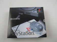 Mouse SET with box SCPH-1090 Playstation Japan Ver PS2