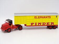 Altaya Cirque Pinder 1/64 - Marmon semi-remorque des éléphants
