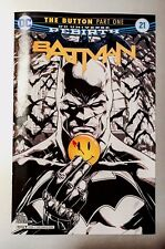 Batman 21 The Button - Diamond Retailer Summit Chicago 2017 Variant Cover C2E2