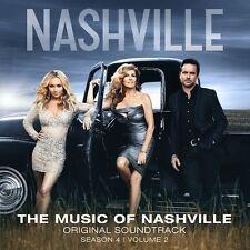 NASHVILLE THE MUSIC OF NASHVILLE SEASON 4 VOLUME 2 CD ALBUM (June 10th 2016)