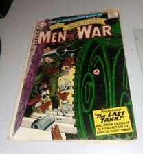 All American Men Of War #50 DC Comics 1957 golden age war propaganda cover art