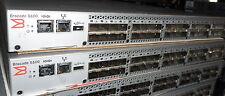 Brocade 5100 40 Port 8Gb SAN 10/100 Ethernet Switch SFP Dell