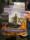 Playmates Toys Terminator Salvation Moto Terminator & John Connor Action Figure