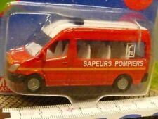 Siku Mercedes Benz Sprinter Feuerwehr Transporter Frankreich 0808