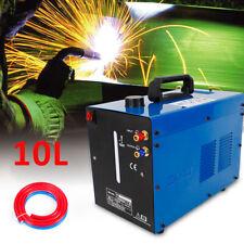 Welder Water Cooler Tig Miller Welder Torch Water Cooling Machine 10l Tank 110v
