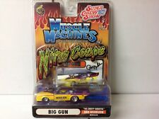 1:64 MUSCLE MACHINES NITRO COUPE BIG GUN -1994 CHEVY BERETTA - DAN NICKELSON