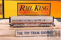 MTH RAIL KING 30-2271-3 SF SANTA FE E-8 DIESEL ENGINE B-UNIT. NEW IN BOX.