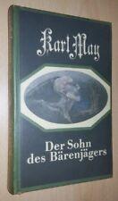 KARL MAY * DER SOHN DES BÄRENJÄGERS *  Winnetou Abenteuer DDR Ausgabe 1984