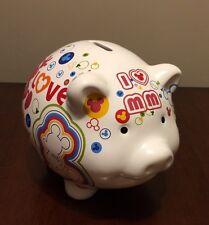 "Disney Store ""I HEART MICKEY MOUSE"" Piggy Bank"