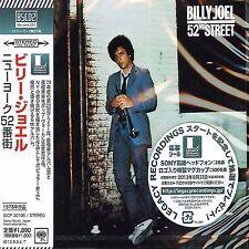 BILLY JOEL - 52nd Street - Japan Jewel Case Blu-Spec2 - CD