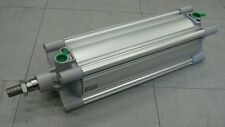 """Air Cylinder ISO 15552 100mm Bore 250mm Stroke 1/2""""bspp Ports"""