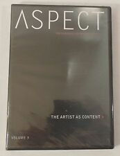 Aspect: The Chronicle of New Media Art, Vol. 3 - The Artist as Content DVD 2006