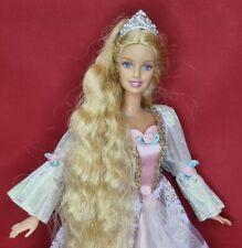 More details for barbie disney princess rapunzel magic hair doll 2001 vintage