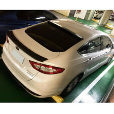 Carbon Sema -Type Rear Trunk Spoiler For Ford Mondeo / Fusion Sedan 2014-2018