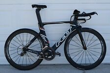 Felt Da1 Full Carbon / Sram Force / 51cm / Yoeleo Carb Wheelset 50mm / Triathlon