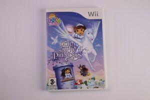 Dora the Explorer Dora Saves the Snow Princess (Nintendo Wii)