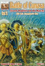 Linear-A 019 Greek Hoplites on the March - Battle of Cunaxa - Xenophon's War Set