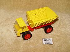 LEGO Sets: Legoland: Construction: 662-1 Dumper Lorry (1976) 100% VINTAGE #2