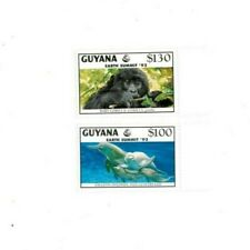 Guyana - 1992 - Earth Summit 1992 - Set Of 2 Stamps - MNH