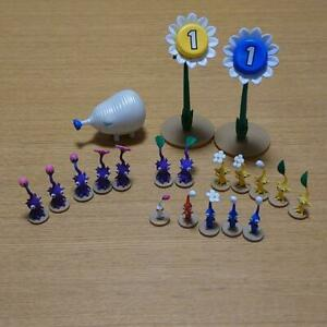 17 Pikmin figures and other sets