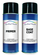 For Isuzu 885 Gala Peacock Mica Aerosol Paint & Primer Compatible
