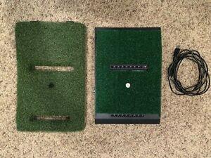 OptiShot Golf Simulator with Upgraded Turf