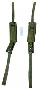 Lc2 Alice Pack Straps Quick Release Olive Drab US Military Issue
