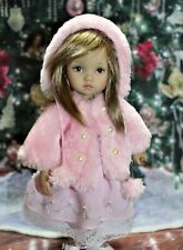 """Outfit for Boneka doll, Dianna Effner 10"""", 5 pc"""