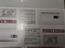 Stiebel Eltron Durchlauferhitzer DHB -E 18 / 21 / 24 SL 232011 NEU!