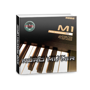from KORG M1/M1R Large Original Factory & New Created Sound Library/Editors