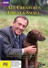 All Creatures Great and Small: Season Series 7 DVD R4 Box Set 3 Discs New
