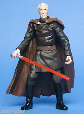 STAR WARS EPISODE 2 AOTC LOOSE RARE COUNT DOOKU SITH LORD MINT CONDITION. C-10+