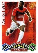 Match Attax - Patrice Evra - 09/10