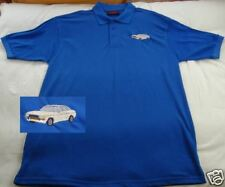 Ford Granada MkI embroidered on Polo Shirt