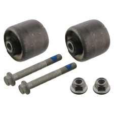 Rear Axle Beam Mounting Kit Inc Bolts & Nuts Fits Ford Fiesta Ikon 0 Febi 36638