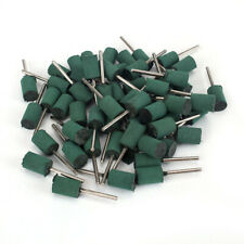 3mm-12mm Cylindrical Rubber Grinding Head Abrasive Polishing Rotary Tools 20Pcs