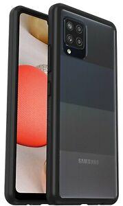 OtterBox React Samsung Galaxy A42 5G Clear Case Hard Ultra Thin Raised Edges