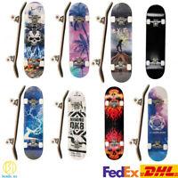 26.2in Complete Skateboard For Beginners Boys Girls Kids Slide Plate DHL/FedEx