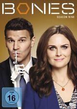 Bones Staffel 9 Die Knochenjägerin NEU OVP 6 DVDs