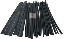48 Black 6 Heat Shrink Tubing Wrap Sleeves Wire 38121811631614