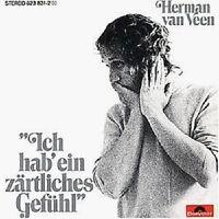 """HERMAN VAN VEEN """"ICH HAB EIN ZÄRTLICHES GEFÜHL"""" CD NEU!"""