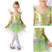 Trilly Vestito Carnevale Originale Deluxe Disney Tinkerbell Costume TRILB01
