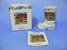 Zeitgenössische Porzellan-Antiquitäten & Kunst mit Weihnachts-Thema