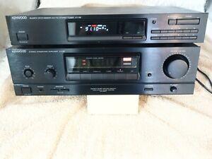 Kenwood KA-89 Stereo Control Pre Amplifier