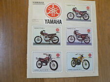 SUPER MOTO PANINI ALBUM CARDS YAMAHA,ZUNDAPP,TX500,750,CROSS MX,MC/GS 125,KS125