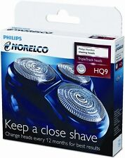 Norelco HQ9 SpeedXL Replacement Head, Triple Action Speed XL Shaver Rotary Blade